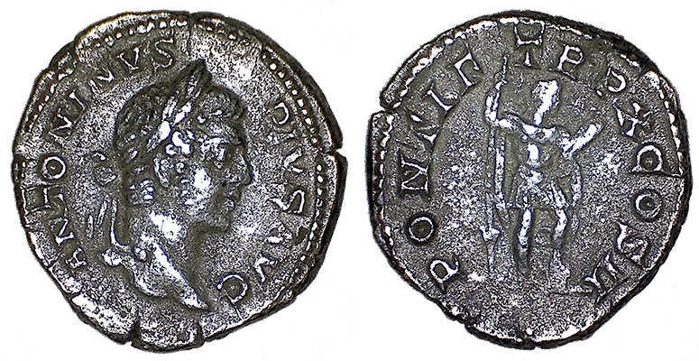Ma petite collection : 48 monnaies  (Chrisus) - Page 3 Carrac10