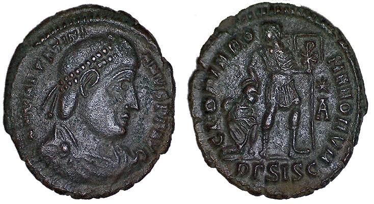 Ma petite collection : 48 monnaies  (Chrisus) - Page 3 Valent12