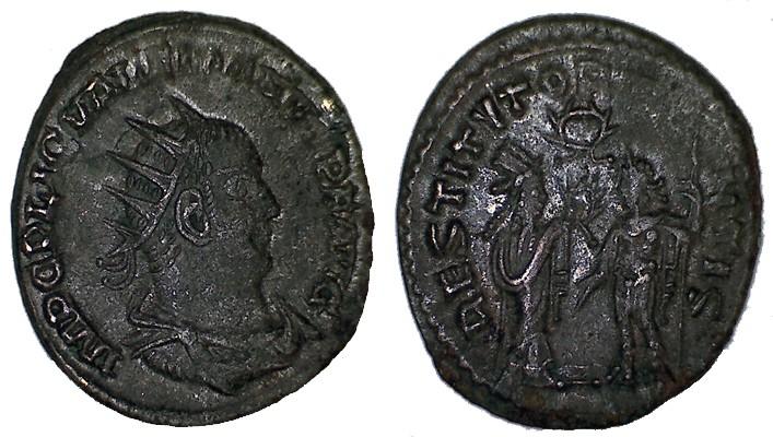 Ma petite collection : 48 monnaies  (Chrisus) - Page 2 Valeri10