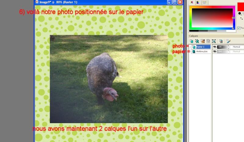 Tuto 1 _  photo sur papier scrap et titre  T610