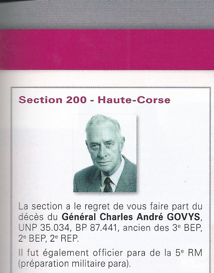 info du magazine DEBOUT LES PARAS NO 230 8610