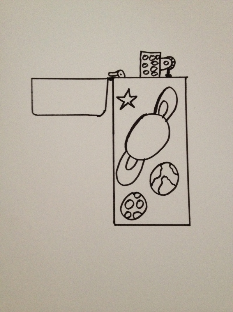 Les dessins de nos bambins.... Zippo_14