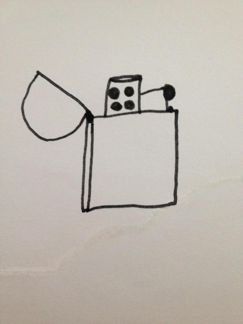 Les dessins de nos bambins.... Zippo_15