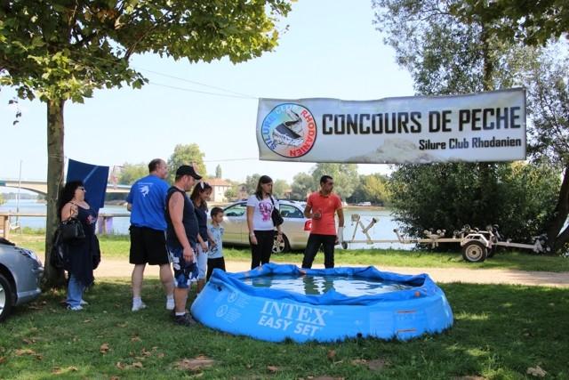 Compte rendu du concours silure du 6 septembre 2014 Conco125