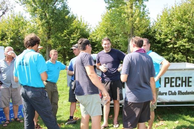 Compte rendu du concours silure du 6 septembre 2014 Conco128