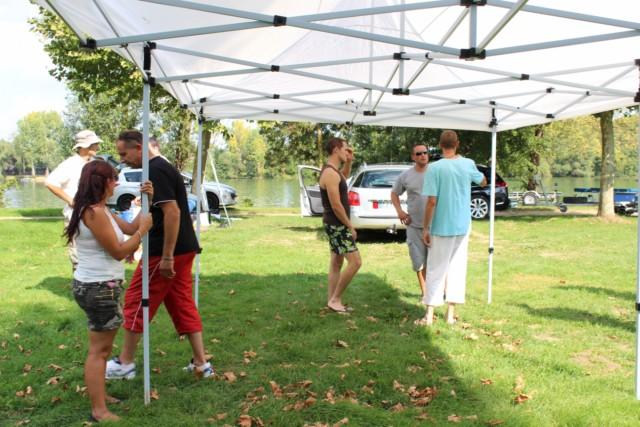 Compte rendu du concours silure du 6 septembre 2014 Concou44