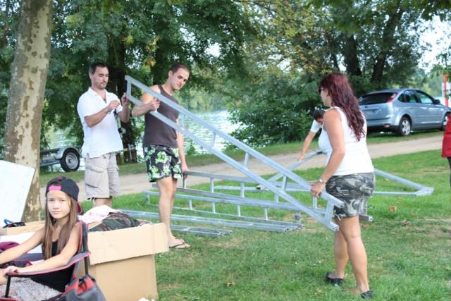Compte rendu du concours silure du 6 septembre 2014 Concou54
