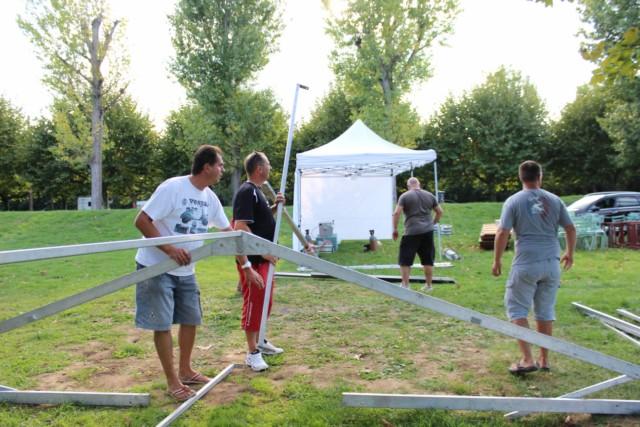 Compte rendu du concours silure du 6 septembre 2014 Concou56