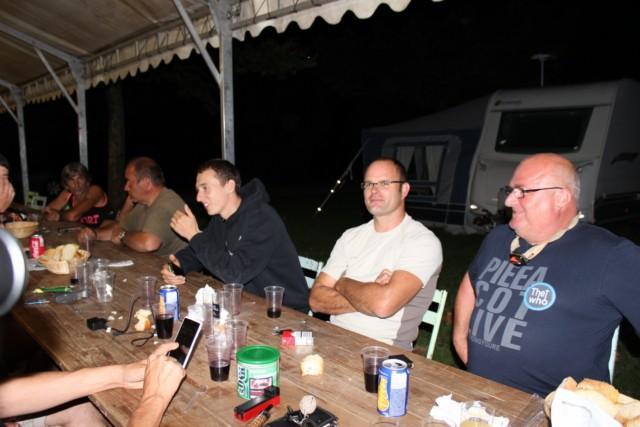 Compte rendu du concours silure du 6 septembre 2014 Concou64