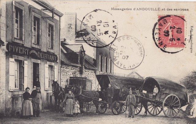 Messageries d'Andouillé Messag10
