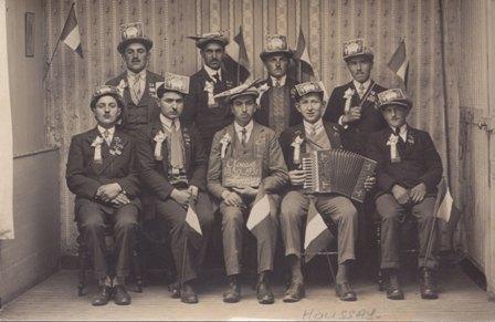 Houssay Classe 1930-1931 Xclass10