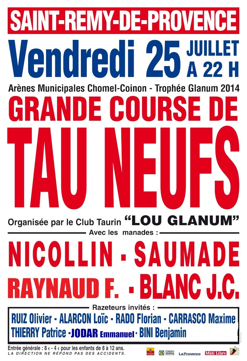 St Rémy le 25 juillet 22 h  Tau_2513