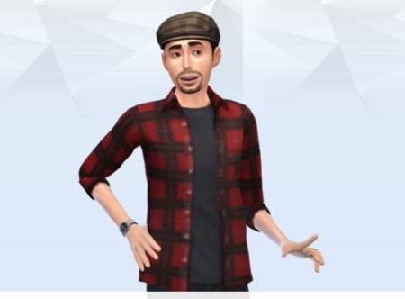 Sims 4 Josh10
