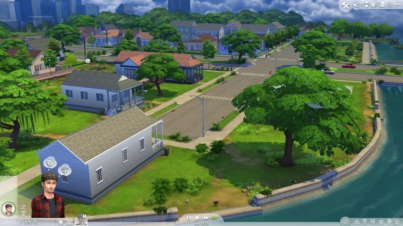Sims 4 Josh_e10