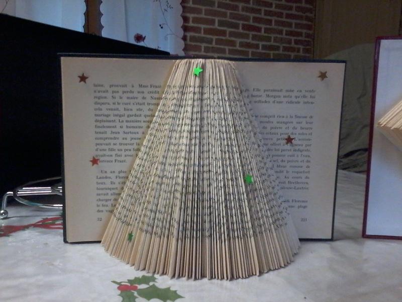 Pliage de livres Photo156