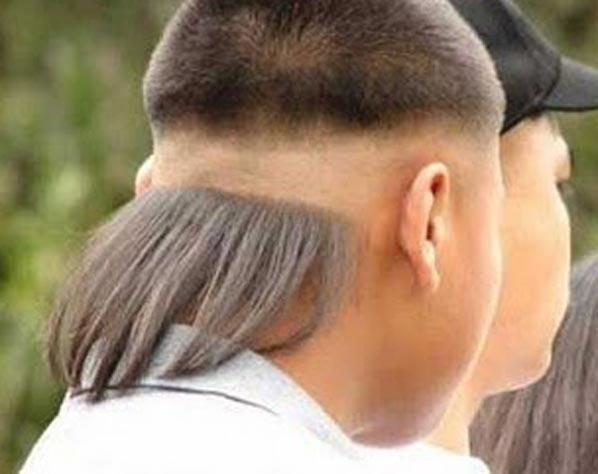 coupe de cheveux bizarre 68afb810