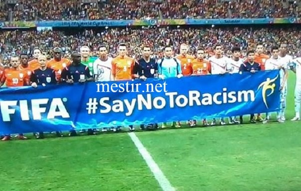 FIFA: Say No To Racism Fifa10