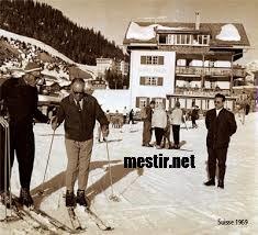 Bourguiba le Skieur Hb10