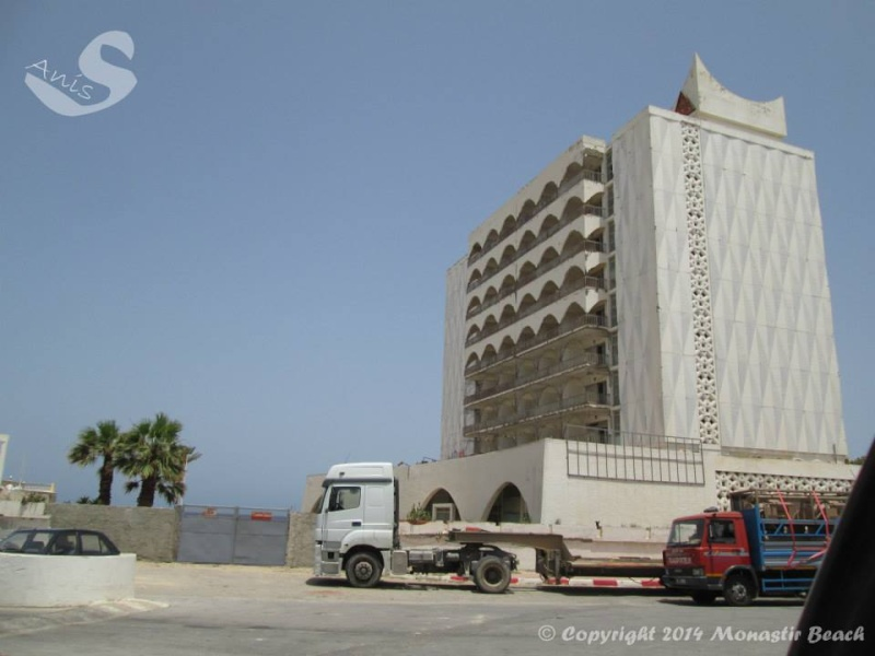 Travaux à l'hôtel de Sidi Mansour  Sidi110