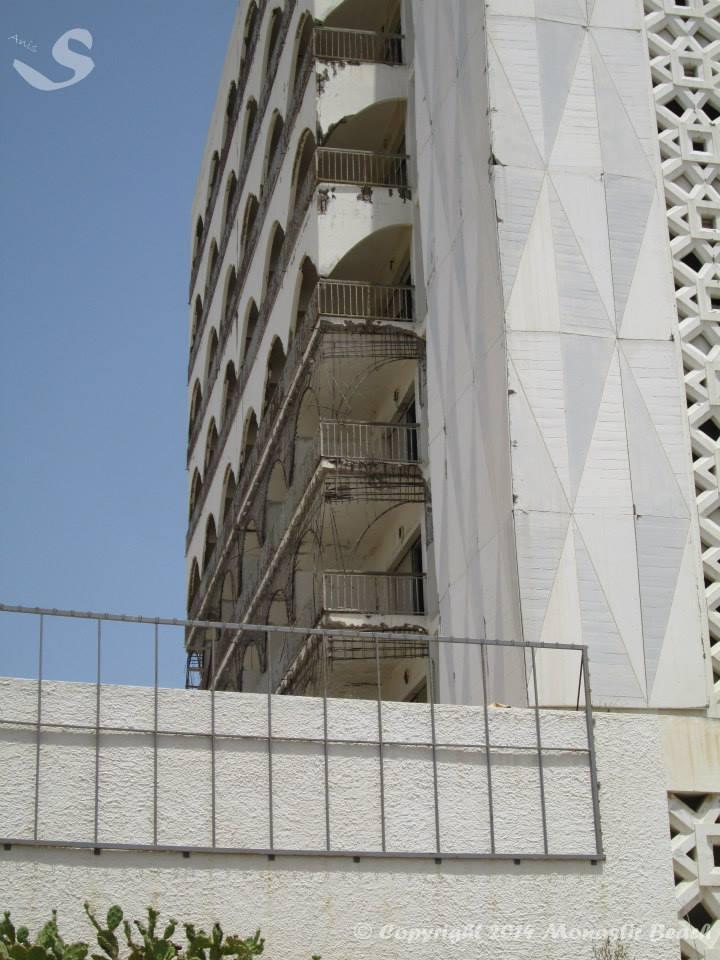 Travaux à l'hôtel de Sidi Mansour  Sidi210