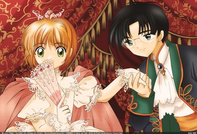 [Sakura Card Captor] Sakura x Eriol Ccaa2410