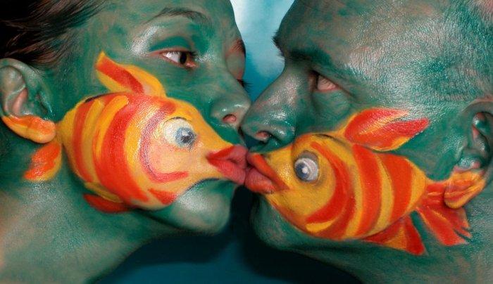 poissons en peinture Poisso31
