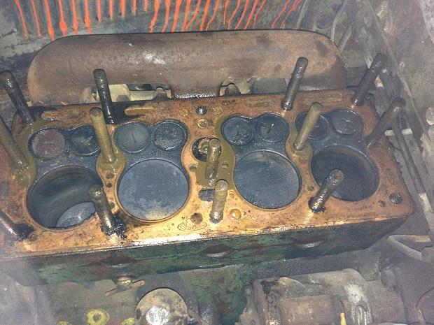 redemarrer un C4GI a moteur P34 Moteur26