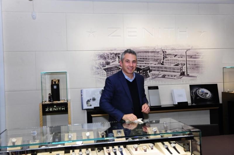 ZENITH : ouverture d'une boutique à ZERMATT Zenith12