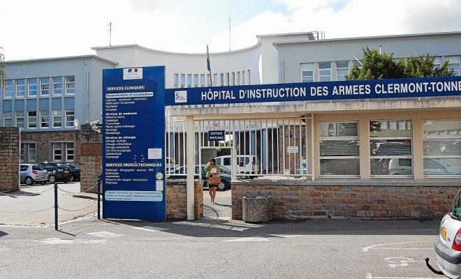 Brest. Hôpital des Armées : 200 suppressions de postes annoncées...! Brest_10
