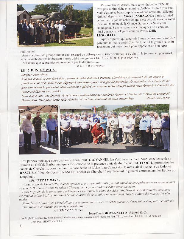 """Bulletin CITADELLE n°24 septembre 2014 """"Ils se souviennent"""" Citade15"""