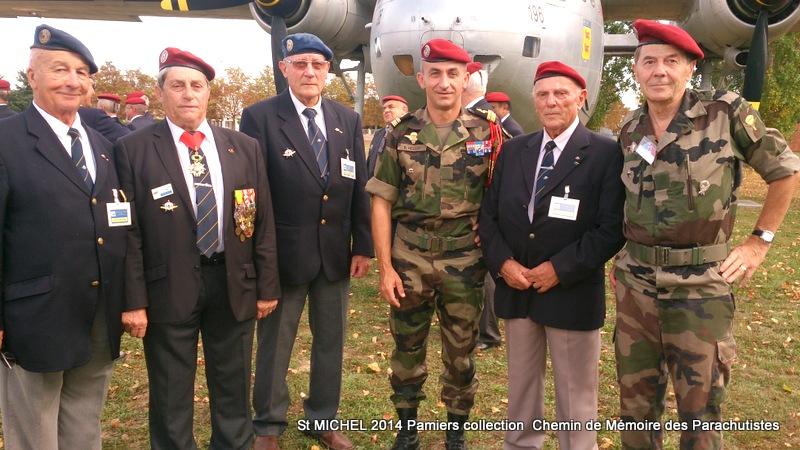 """1er RCP ST MICHEL 2014 """"Les anciens sous les ailes de notre mythique noratlas"""" Dsc_0011"""