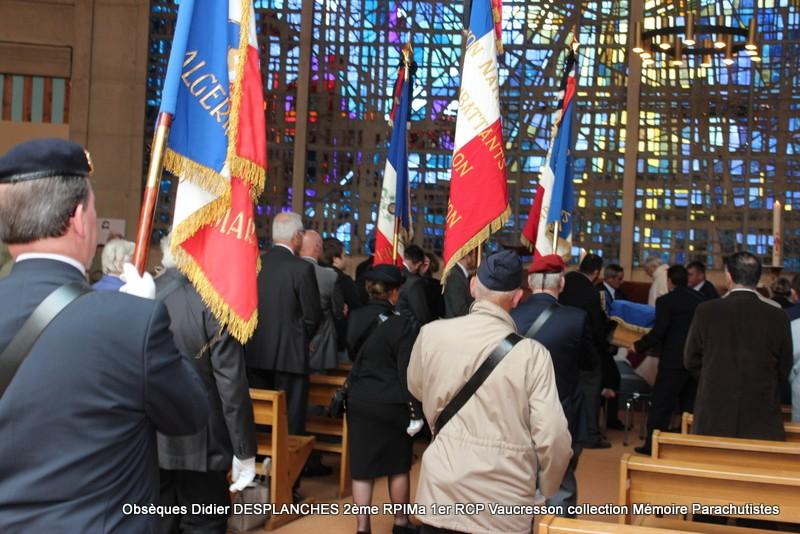 Le Lt Colonel (h) Didier DESPLANCHES  BP 115 078, commandeur de la légion d'honneur est décédé le 28 mai dans sa 81éme annnée. Img_2515