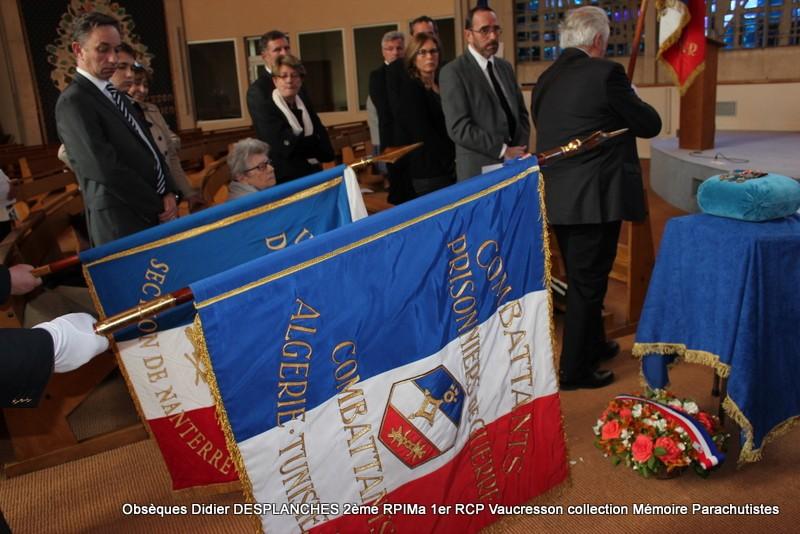 Le Lt Colonel (h) Didier DESPLANCHES  BP 115 078, commandeur de la légion d'honneur est décédé le 28 mai dans sa 81éme annnée. Img_2516