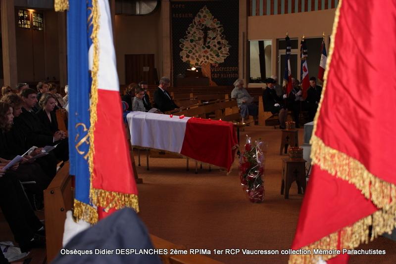 Le Lt Colonel (h) Didier DESPLANCHES  BP 115 078, commandeur de la légion d'honneur est décédé le 28 mai dans sa 81éme annnée. Img_2522