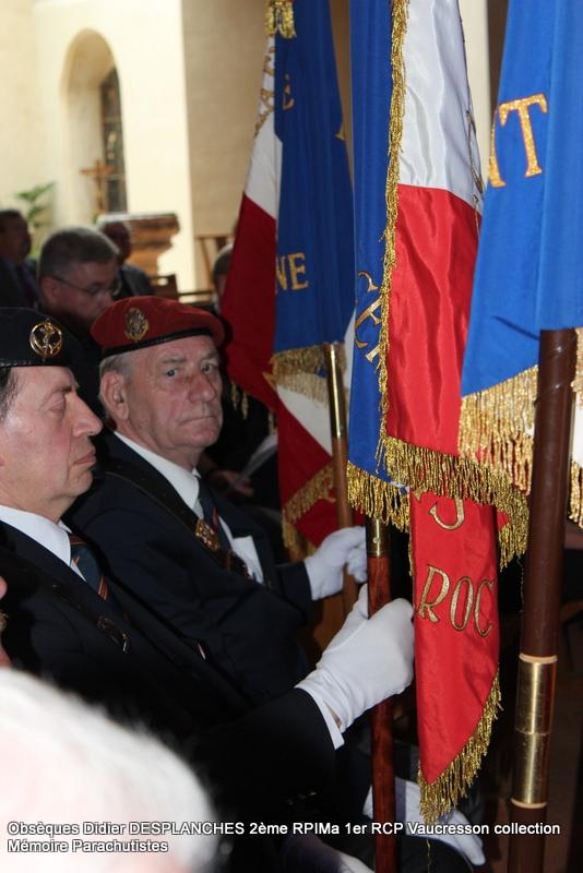 Le Lt Colonel (h) Didier DESPLANCHES  BP 115 078, commandeur de la légion d'honneur est décédé le 28 mai dans sa 81éme annnée. Img_2523