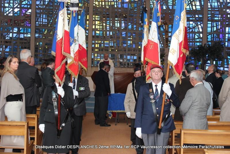 Le Lt Colonel (h) Didier DESPLANCHES  BP 115 078, commandeur de la légion d'honneur est décédé le 28 mai dans sa 81éme annnée. Img_2615