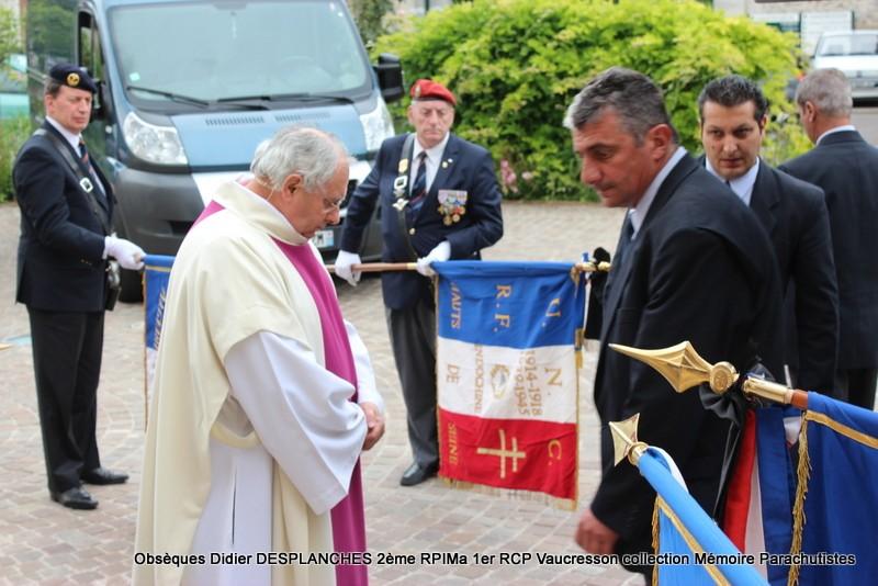 Le Lt Colonel (h) Didier DESPLANCHES  BP 115 078, commandeur de la légion d'honneur est décédé le 28 mai dans sa 81éme annnée. Img_2618