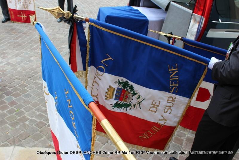 Le Lt Colonel (h) Didier DESPLANCHES  BP 115 078, commandeur de la légion d'honneur est décédé le 28 mai dans sa 81éme annnée. Img_2619
