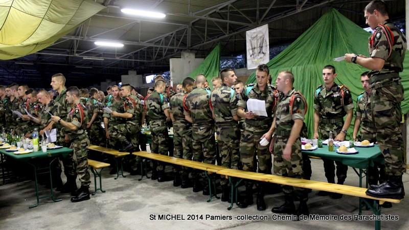 1er RCP le 18 septembre 2014 en soirée, 1er RCP le régiment au complet fête la St MICHEL Img_3114