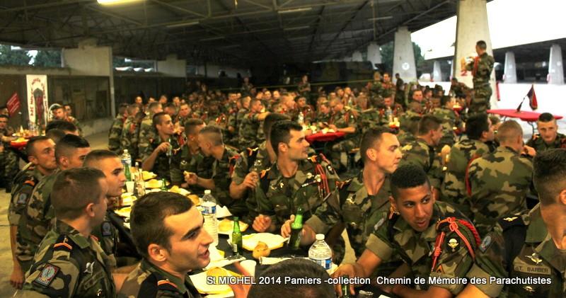 1er RCP le 18 septembre 2014 en soirée, 1er RCP le régiment au complet fête la St MICHEL Img_3115