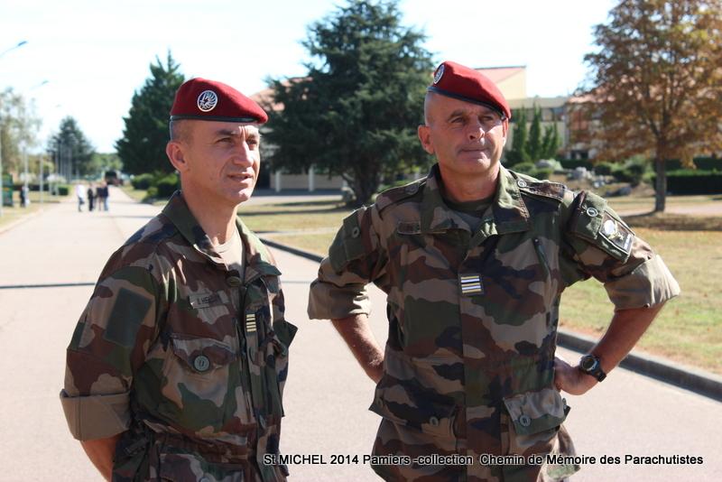 ST MICHEL au 1er RCP à Pamiers la journée des anciens des 1er RCP et 9ème RCP Img_3210