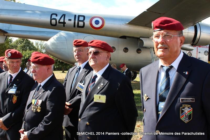 ST MICHEL au 1er RCP à Pamiers la journée des anciens des 1er RCP et 9ème RCP Img_3213