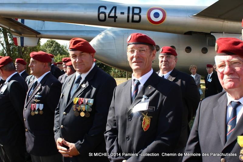 ST MICHEL au 1er RCP à Pamiers la journée des anciens des 1er RCP et 9ème RCP Img_3214
