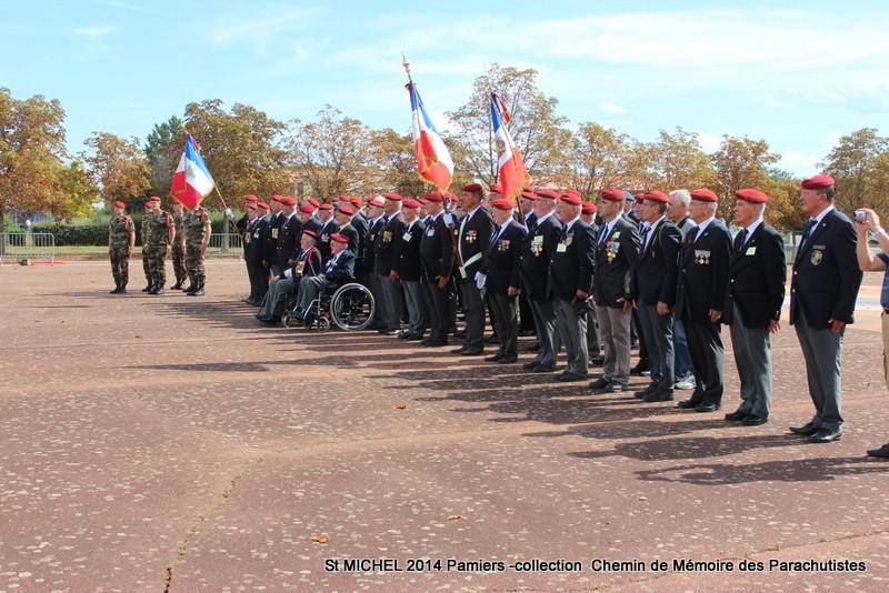 ST MICHEL au 1er RCP à Pamiers la journée des anciens des 1er RCP et 9ème RCP Img_3321