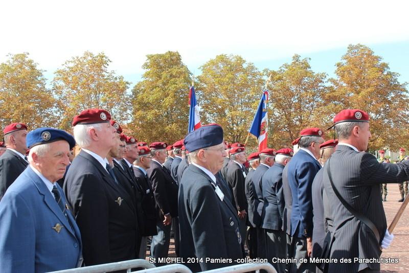 St MICHEL 1er RCP Pamiers - Hommage aux morts des 1er RCP et 9ème RCP Img_3326