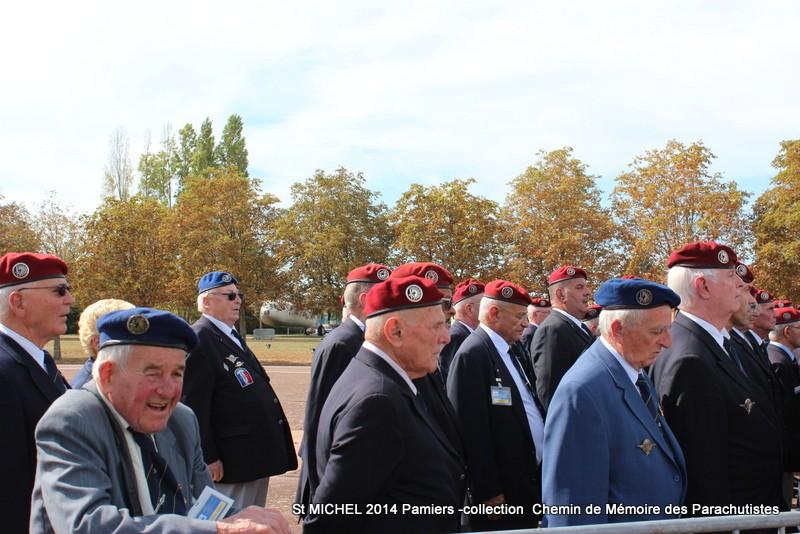 St MICHEL 1er RCP Pamiers - Hommage aux morts des 1er RCP et 9ème RCP Img_3327