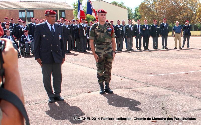 St MICHEL 1er RCP Pamiers - Hommage aux morts des 1er RCP et 9ème RCP Img_3330