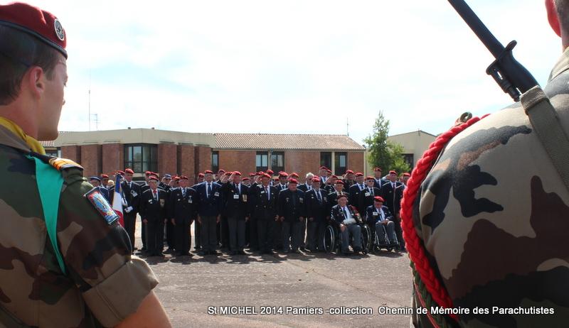 St MICHEL 1er RCP Pamiers - Hommage aux morts des 1er RCP et 9ème RCP Img_3333