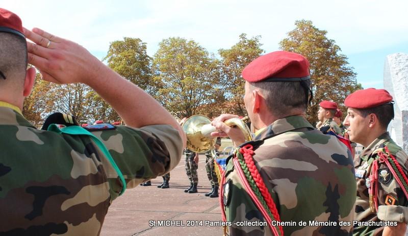 St MICHEL 1er RCP Pamiers - Hommage aux morts des 1er RCP et 9ème RCP Img_3334