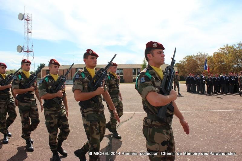 St MICHEL 1er RCP Pamiers - Hommage aux morts des 1er RCP et 9ème RCP Img_3335